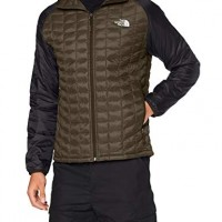 The North Face M Thermoball Sport H Insulated Synthetic – New Taupe Green