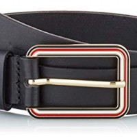 Tommy Hilfiger Women's Elevated TH Belt 3.0