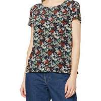 ONLY Women's ONLALICE SS First TOP WVN Blouse