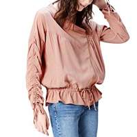 Amazon Brand – find. Women's Jacket with Ruched Cotton