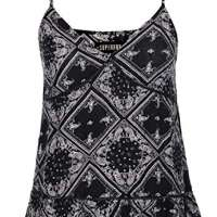 Superdry Women's Summer Lace Cami Top Blouse