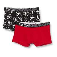 Calvin Klein Boy's 2 Pack Trunks Underwear