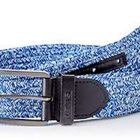 Levi's Men's Woven Stretch Belt