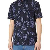 Tommy Hilfiger Men's Patchwork Floral Print Shirt SS