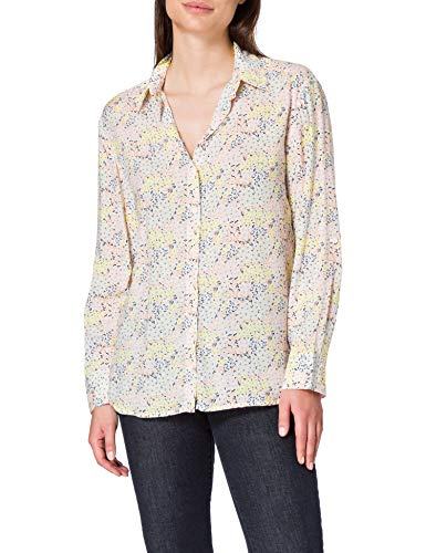 United Colors of Benetton Women's Camicia 5UEF5QC23 Shirt